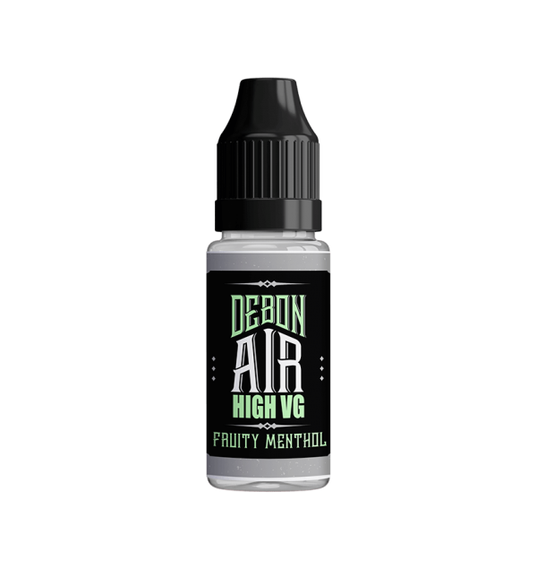 HIGH VG Fruity Menthol 10ml E Liquid