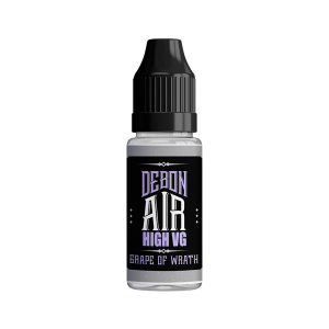 HIGH VG Grape of Wrath Cool 10ml E Liquid