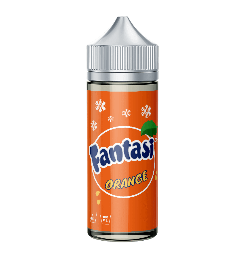 Eliquid - Fantasi Orange