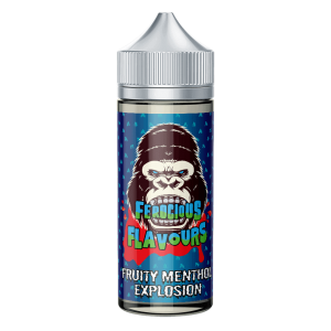 Fruity Menthol Explosion e liquid