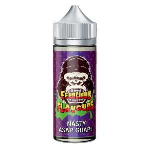 Nasty ASAP Grape e liquid