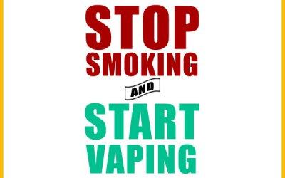 Quitting Smoking with Vaping