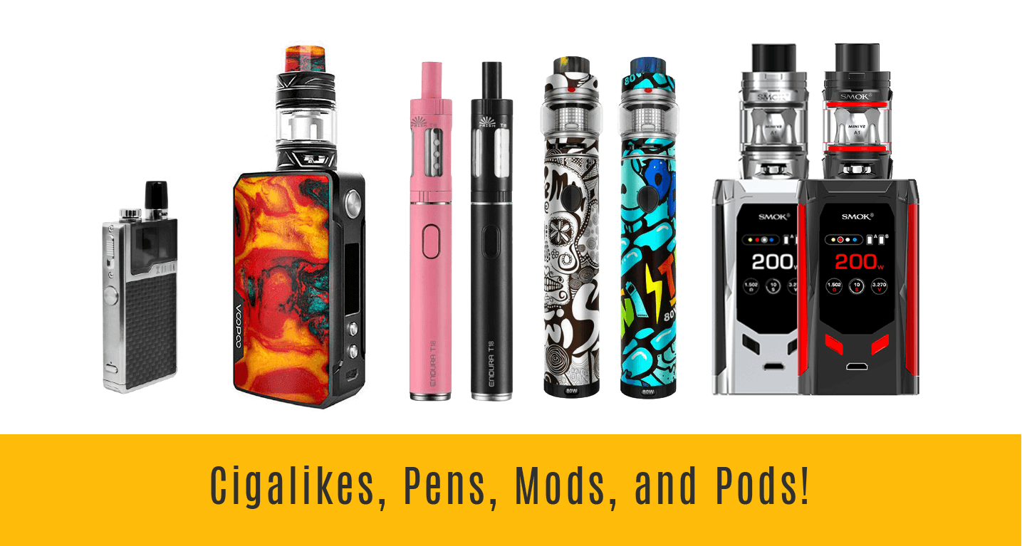 what is vaping ecigs