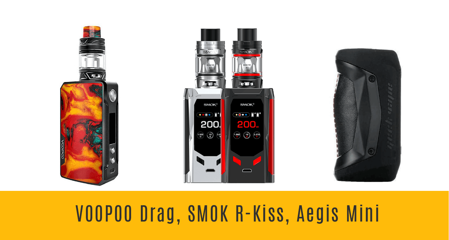 what is vaping mods