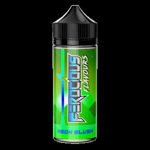 neon slush e liquid
