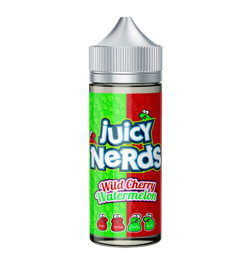 Wild Cherry Watermelon E Liquid