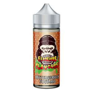 Butterscotch Custard E Liquid