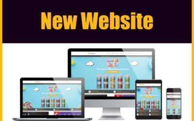 Vapoholic.co.uk Website Relaunch