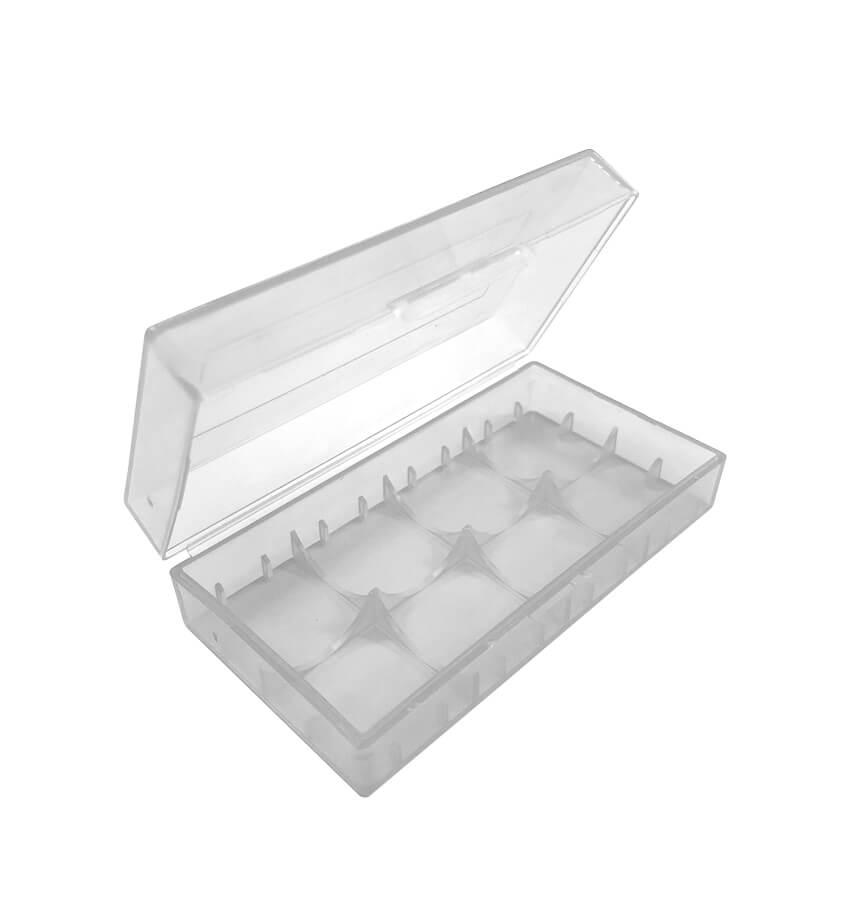 Battery Case white 2
