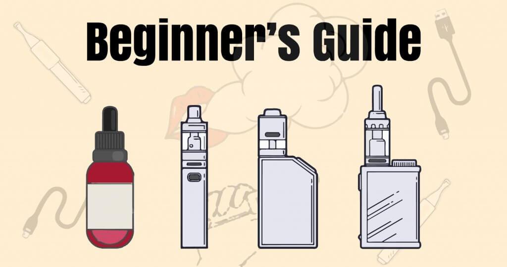 beginner's guide to vaping