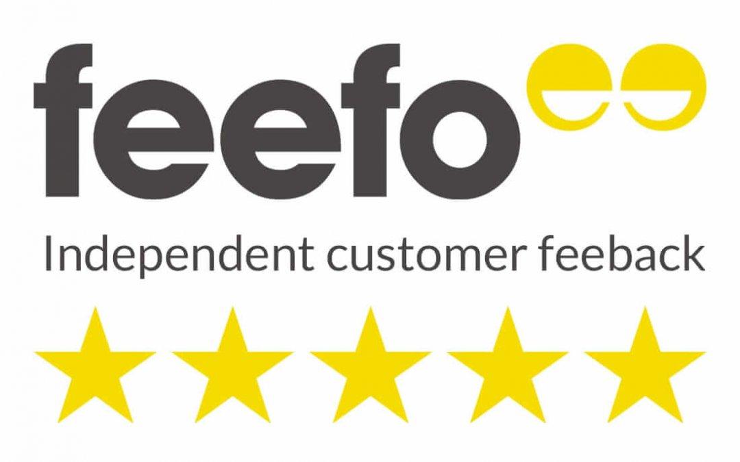 Vapoholic Announces Partnership with Feefo