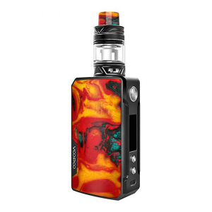 VooPoo Drag 2 Platinum Fire Cloud Kit