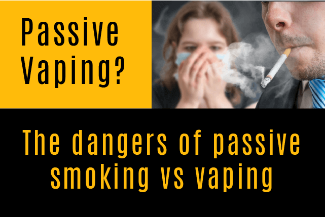 passive smoking vaping