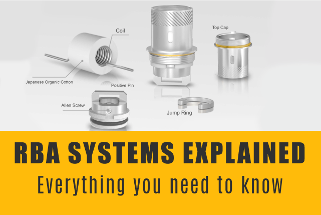 RBA Systems explained Vaping