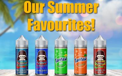 Best Summer E-liquid Flavours