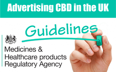 MHRA Guidelines on Advertising CBD in the UK