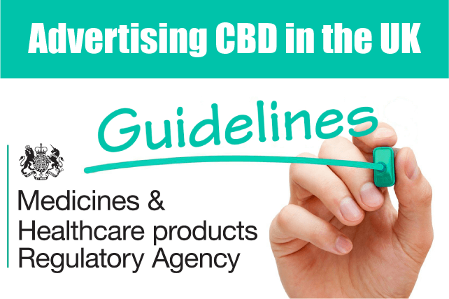 Advertising CBD in the UK