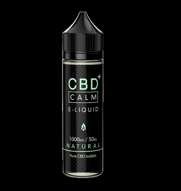 cbd 1000mg 50ml e liquid natural