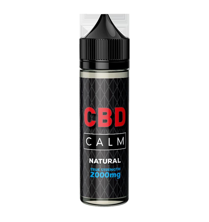 Natural CBD E Liquid