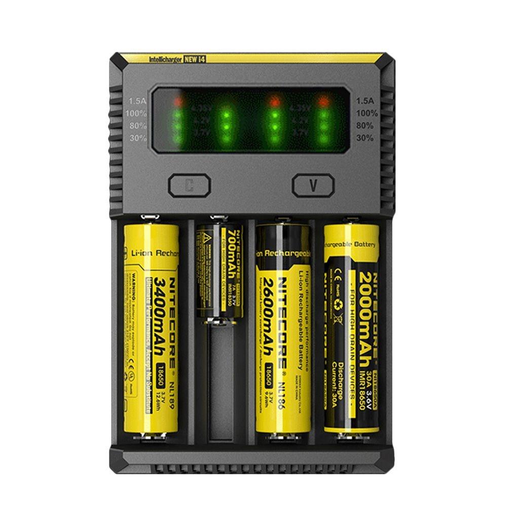 Nitecore i4 Battery Charger | FREE UK SHIPPING OVER £20