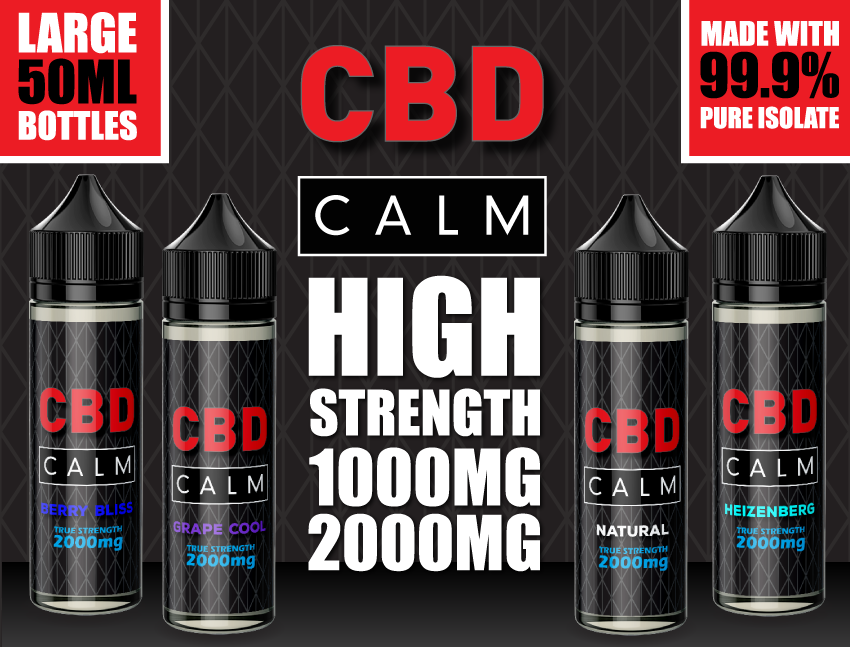 CBD Calm High strenght