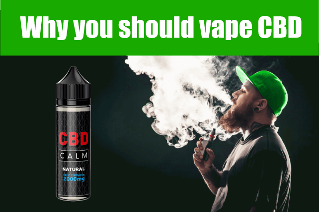 why yuou should vape cbd blog