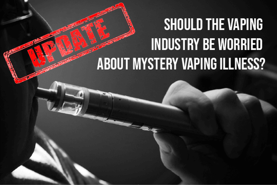 Mystery Vaping Illness Update