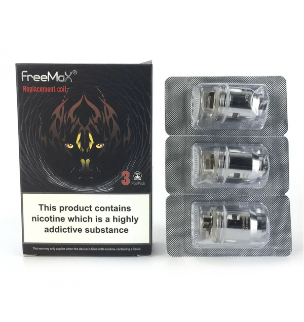 FreeMax Kanthal Triple Mesh Coil 0.15ohm - 3 pack