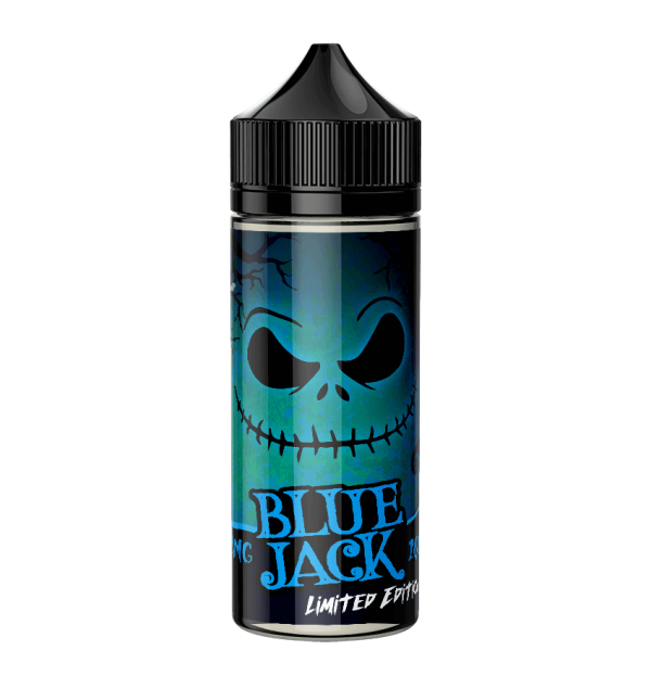 blue jack e liquid special edition