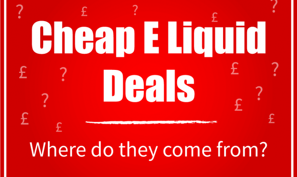 cheap e liquid deals