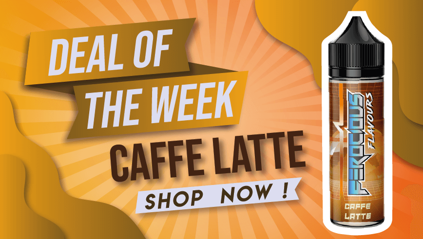 caffe latte deal sale save