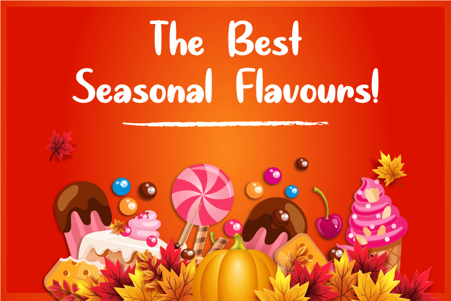best e liquid flavours season autumn winter