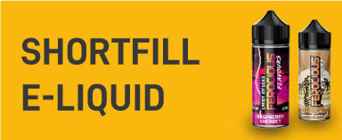 shortfill 100ml 120ml 50ml e liquid