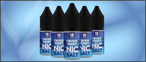 Nicotine Salt Shots