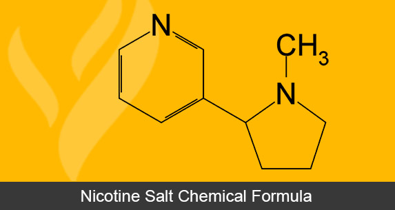 Nic Salt Chemical Formula