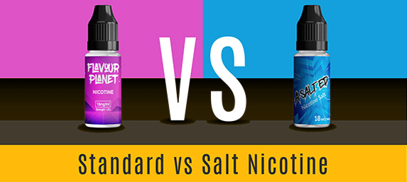 Freebase Vs Nicotine Salt